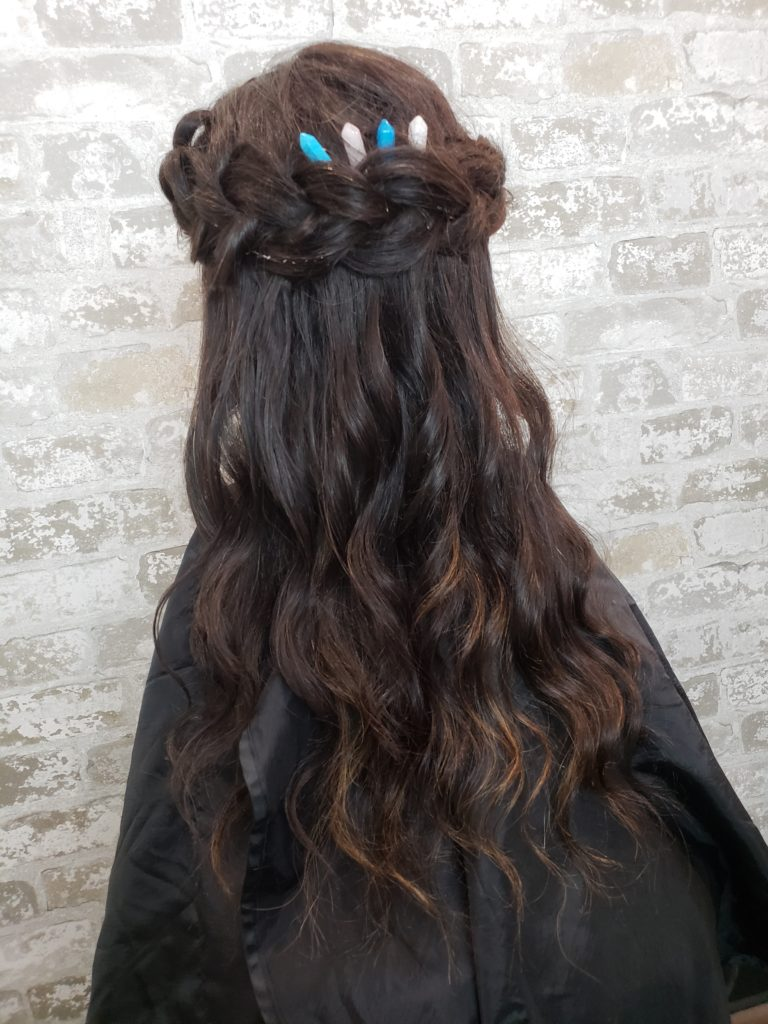 Fest hair 2